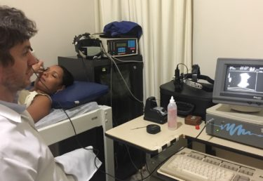 Ultrassonografia diagnóstica
