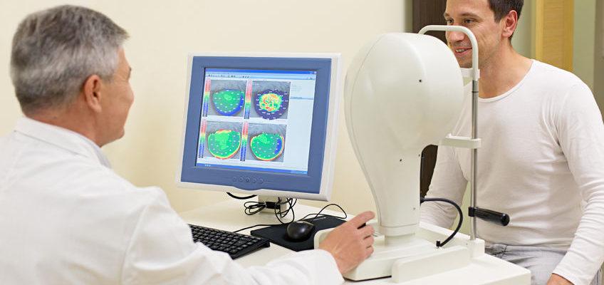 tomografia cornea